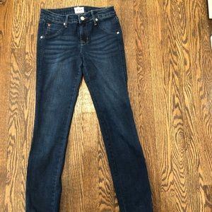 Hudson skinny jeans for girls size 14